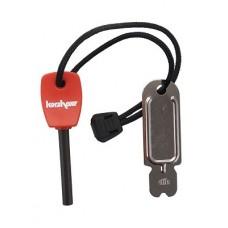 Kershaw 1019 Fire Starter Magnesium Alloy w/Steel Striker Black/Red