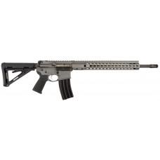 "Barrett 15403 REC7 DI Gen II Semi-Automatic 223 Remington/5.56 NATO 18"" 20+1 Magpul MOE Blk Stk Gray Cerakote"