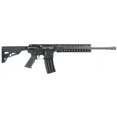 "Diamondback DB15CCB DB15 223 10"" Free-Float Rail Semi-Automatic 223 Remington/5.56 NATO 16"" 30+1 6-Position Black Stock Black Hard Coat Anodized"