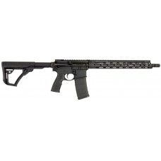 "Daniel Defense 02081055 DDM4 V7 *CA Compliant* Semi-Automatic 223 Remington/5.56 NATO 16"" 10+1 6-Position Black Stk Black Hard Coat Anodized/Black Phosphate"