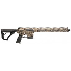 "Daniel Defense 01216 DDM4 Ambush Semi-Automatic 300 AAC Blackout/Whisper (7.62x35mm) 16"" 5+1 6-Position Black Stk Kryptec Highlander"