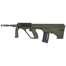 "Steyr AUGM1GRNNATOS AUG A3 M1 NATO Semi-Automatic 223 Remington/5.56 NATO 16"" 30+1 Short Rail Synthetic Green Stk Black"