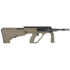 "Steyr AUGM1MUDH2 AUG A3 M1 Semi-Automatic 223 Remington/5.56 NATO 16"" 30+1 Extended Rail Synthetic Tan Stk Black"