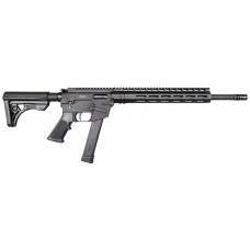 """Freedom Ordnance FX9 Tactical Semi-Automatic 9mm Luger 13"""" 33+1 6-Position Black Stk Black Hard Coat Anodized"""