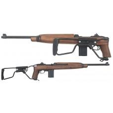 "Auto Ordnance AOM150 M1 Carbine Paratrooper Semi-Automatic 30 Carbine 18"" 15+1 Folding Walnut Stk Blk Parkerized"