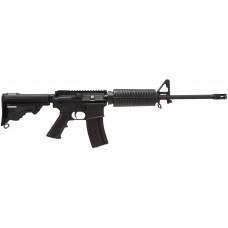 "DPMS 60525 Lite 16 A3 Versatility/Value Semi-Automatic 223 Remington/5.56 NATO 16"" 30+1 6-Position Black Stock"