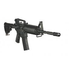 "DPMS 60505 AP4 Carbine Standard Configuration Semi-Automatic 223 Remington/5.56 NATO 16"" 30+1 6-Position Black Stock"