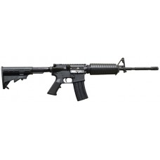 "Core 15 Rifle Systems 100284 M4 AR-15 Base SA 223/5.56 16"" 30+1 6 Pos Stk Blk"