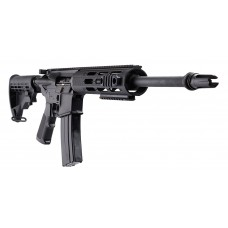 "DPMS 60520 300 AAC Blackout SR Carbine Semi-Automatic 300 AAC Blackout/Whisper (7.62x35mm) 16"" 30+1 6-Position Black Stock Black"