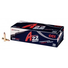CCI 963CC A22 22 Winchester Magnum Rimfire (WMR) 35 GR Jacketed Soft Point 200 Bx/ 10 Cs