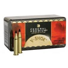 Federal P771 V-Shok 17 Hornady Magnum Rimfire (HMR) 17 GR V-Max 50 Bx/ 60 Cs