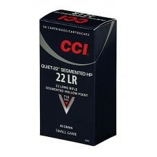 CCI 970 Quiet-22 22 LR 40GR CPRN 50Box/100Case
