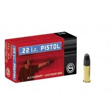 GECO 254040050 22LR Lead Round Nose Rifle 40GR 50 Box/100 Case