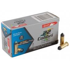 Aguila 1B222337 Colibri 22 Long Rifle 20 GR Lead 50 Bx/ 100 Cs