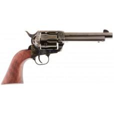 "Traditions SAT73048 1873 Froniter Single 357 Magnum 5.5"" 6 Walnut Blued"