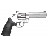 "Smith & Wesson 163636 629 Classic Single/Double 44 Remington Magnum 5"" 6 Black Synthetic Stainless"