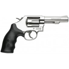"""S&W 162506 64 M&P 38 Spec + P 4"""" 6rd Fixed Sight Syn Grip Stainless"""