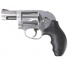 """S&W 163210 M649 Shrouded Hammer 357Mag 2.13"""" 5rd Syn Grip Matte Stainless"""