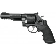 """S&W 170292 M&P R8 Performance Center 357 Mag 5"""" 8rd Rubber Grip Black Finish"""