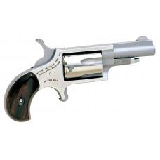 NAA 22LLR 22 Long Rifle Rosewood Grip Single 22 Long Rifle 1.6