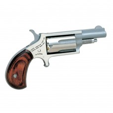 NAA 22MC 22 Magnum Rosewood Grip with 22 LR Cylinder Single 22 Winchester Magnum Rimfire (WMR) 1.6