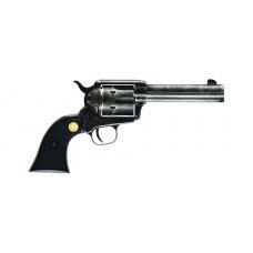Chiappa Firearms 340089 SSA 1873 Antique Single 22 Long Rifle 4.75