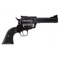 """Ruger 0405 Blackhawk Blued Single 41 Remington Magnum 4.6"""" 6 Black Rubber Blued"""