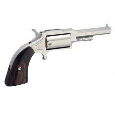 NAA 1860250C 1860 Sheriff with 22 LR Cylinder Single 22 Winchester Magnum Rimfire (WMR) 2.5