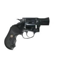 "Rossi R46102 46 Standard Revolver Single/Double 357 Magnum 2"" 6 Black Rubber Blued"