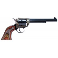 Heritage Mfg RR22MCH6 Rough Rider Small Bore Single 22 Long Rifle 6.5