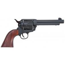 """Traditions SAT73341C 1873 Single Revolver 22LR/22Mag Combo 5.5"""" 10rd Walnut Grip"""