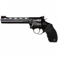 "Rossi R99106 R99 Blued 6"" Single/Double 22 Winchester Magnum Rimfire (WMR) 6"" 8 Black Ribber Blued"