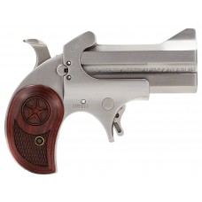 "Bond Arms BACD Cowboy Defender Derringer Single 45 Colt (LC)/410 Gauge 3"" 2 Round Stainless"