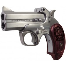 "Bond Arms BASS Snakeslayer Original Derringer Single 45 Colt (LC)/410 Gauge 3.5"" 2 Round Stainless"