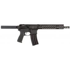 """Bravo 610890ELW BCM RECCE-11 AR Pistol Semi-Automatic 223 Remington/5.56 NATO 11"""" Black"""