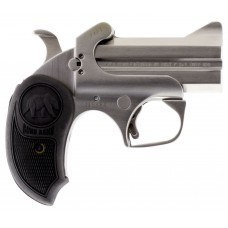 "Bond Arms BAPB Papa Bear 45 Colt/410 Pistol Single 45 Colt (LC)/410 Gauge 3"" 2 Round Rubber Stainless"
