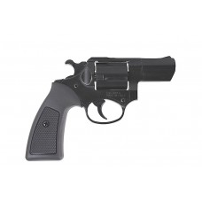 "Traditions BP6001 Competitive Starter Gun Revolver Single/Double 209 Shotgun Primer 2"" 5 Round Black Finish"