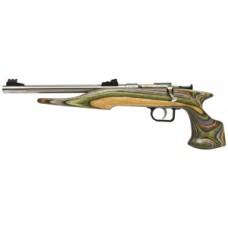 "Crickett 40105 Chipmunk Hunter 22LR/S/L 10.5"" 1rd Laminate Wood Camo Grip SS"