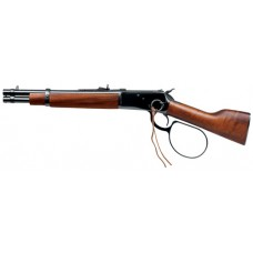 """Rossi RH9250121 Ranch Hand 92 Large Loop with Saddle Ring Pistol Lever 44 Remington Magnum 12"""" 5+1 Wood Blued"""