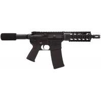 "Diamondback DB15PB7 DB15 223 Pistol AR Pistol Semi-Automatic 223 Remington/5.56 NATO 7.5"" 30+1 Black Hard Coat Anodized"
