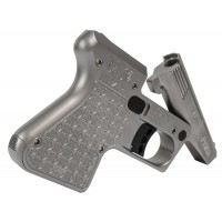 "Heizer PAR1SS PAR1 Pocket AR AR Pistol Single 223 Remington/5.56 NATO 3.875"" 1 Round Stainless Finish"