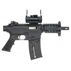 "Mossberg International 37251 715 P Red Dot Combo AR Pistol Semi-Automatic 22 Long Rifle (LR) 6"" 25+1 Black Finish"