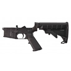 Bushmaster 92952 AR-15 Lower Receiver Multi Caliber Marked 6 Pos Stk
