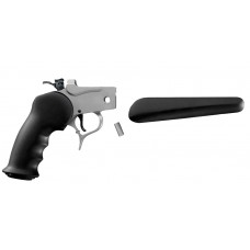 T/C Arms 08028750 G2 Contender Pistol Frame Assembly Stainless Steel Black Synthetic