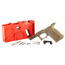 Polymer80 P80PF940V2FD G17/22 Gen3 Compatible Frame Kit Polymer FDE