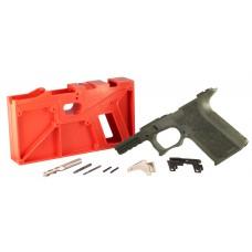 Polymer80 P80PF940V2OD G17/22 Gen3 Compatible Frame Kit Polymer OD Green