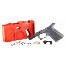 Polymer80 P80PF940V2GR G17/22 Gen3 Compatible Frame Kit Polymer Gray