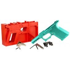 Polymer80 P80PF940CV1R G19/23 Gen3 Compatible Frame Kit Polymer Robin Egg Blue