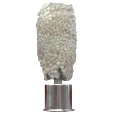 Carlsons 00106 Wool Snap Caps 20 Gauge Wool w/Metal Base 2Bx