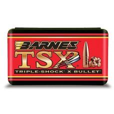 Barnes 22008 VOR-TX 22-250 Remington 50GR TSX FB  20Box/10Case